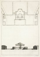 Architecture of Andrea Palladio in four books
